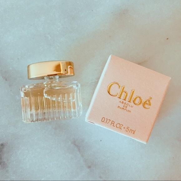 Chloé Absolu De Parfum Nwt